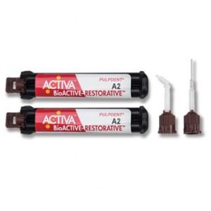 2 Seringues Activa BioACTIVE Restauration