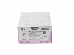 Sutures Vicryl Rapid