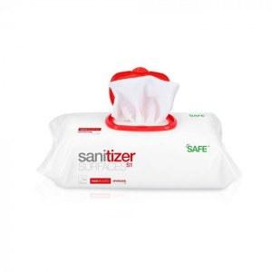 Lingettes Biosanitizer S1 Ecologique - Strech lingettes
