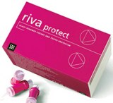 RIVA PROTECT PINK FAST SET - 50 Caps