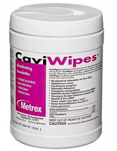 Caviwipes - Cavi Wipes - Lingette