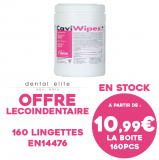 Lingettes Caviwipes - Offre lecoindentaire