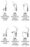 INSERT PARO H1, H2L/R, H3, H4L/R