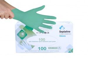 Gants Aloevera Latex non poudrés - SEPTALINE