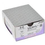 Suture vicryl violet